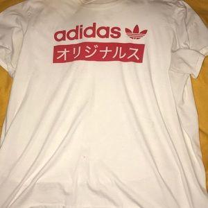 Tops - Adidas tee